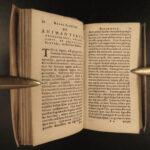 1627 1ed SCOTLAND & IRELAND Respublica History George Buchanan Britain Elzevier