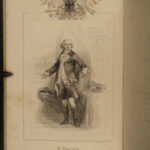 1846 VOYAGES 1ed French Navigators Discovery Jacques Cartier Illustrated Guerin