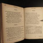 1668 HERBAL Abe Cowley English Poetry Thomas Sprat London Plants Herbs Botany