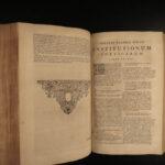 1697 Vossius on Science Rhetoric Poetry Philosophy Aristotle Ovid Grotius Plato