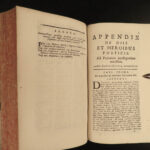 1693 1ed Martial Epigrams Roman Literature Poetry Epigrammata Corruption in Rome