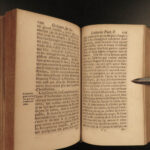 1697 LOTTERY 1ed History of Lotteries Leti Mathematics Philosophy Holland BANNED