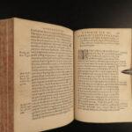 1560 1ed Abdias of Babylon Apocryphal BIBLE New Testament Apostles Legends RARE