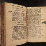 1617 Albertus Magnus Secrets Creation Angels Magic Herbal Alchemy Occult Avroi