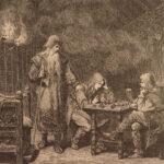 1878 VIKINGS Frithjof's Saga Norse Mythology Epic Swedish Poetry Iceland English