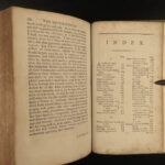 1794 English Housekeeper COOKBOOK Recipes Desserts Cooking Cuisine Home-making