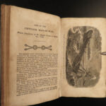 1839 1ed Shipwrecks Disasters at Sea Voyages Ships Halsewell Medusa Illustrated