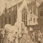 1794 England Bloody Tribunal Protestant Martyrs Catholic Church Matthew Taylor