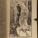 1904 1st ed Brown Fairy Book Andrew Lang Mermaids Elves Native American Indians