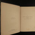 1898 1ed Arabian Nights Andrew Lang Fairy Tales Illustrated Ali Baba Aladdin