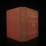 1902 1ed Hound of the Baskervilles Sherlock Holmes Arthur Conan Doyle Adventure