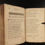 1722 Irish Poetry 1ed Poems Thomas Parnell Alexander Pope Latin English Ireland