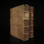 1554 GREEK Demosthenes & Aeschines Orations Speeches Politics Greece Latin