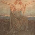 1911 1ed Richard Wagner Ring Niblung Siegfried Rackham Illustrated Mythology ART