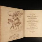 1808 Annals of Horsemanship EQUESTRIAN Geoffrey Gambado 2in1 Cavalry Bunbury ART
