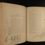 1894 1st/1st Mark Twain Tragedy of Pudd'nhead Wilson Humor Comedy Slavery