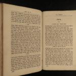 1830 BEAUTIFUL 1ed HEBREW Siddur Jewish Prayers Polish Jews English Levi London