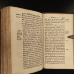 1677 History of CRUSADES Holy Land Jerusalem Ottoman WARS Templar Maimbourg 4v
