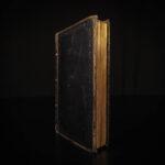 1696 LATIN Book of Common Prayer Anglican Durel Liturgia Psalms of David RARE