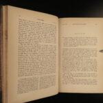 1856 Caravan Journeys PERSIA Middle East Voyages India Afghanistan MAP Ferrier
