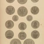 1861 1ed Medals of George Washington Numismatics COINS Revolutionary WAR Snowden
