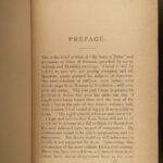 1885 1ed Charles Spurgeon Puritan Baptist BIBLE Preaching Sermon Notes 4v SET