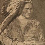 1902 1ed Pawnee Bill Indians Wild West Plains Geronimo Cowboy Illustrated Western