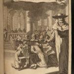 1684 1ed Vulgate Holy BIBLE Concordance Franciscus Lucas Sacrorum Bibliorum