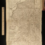 1757 Voyages South America Ecuador Chile Peru Quito HUGE City MAPS Amazon River