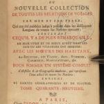 1757 Voyages South America Jacques Cartier Pizzaro PERU Caribbean MAPS Prevost