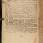 1830 1st ed Infantry Tactics General Winfield Scott Military War Illustrated