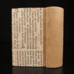 1560 Classic Anthology Xenophon Solinus Cato the Elder Gaius Solinus Philo RARE
