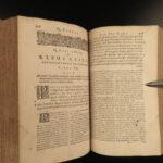 1658 Alexander the Great Quintus Curtius Rufus Greece ROME Elzevier RARE
