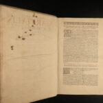 1617 FOLIO Martial Epigrams Roman Literature Poetry Epigrammata Corruption Rome