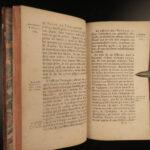 1766 Voyages in ASIA Choisy & Tachard Cambodia SIAM Malaysia Thailand Prevost