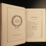 1849 Native American INDIAN North & South America Antiquities Mexico Peru Inca