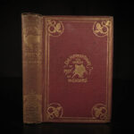 1862 BIRDS of Prey SIGNED Eagles Falconry Hawking Illustrated Feathered Families