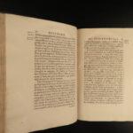 1706 History of Anabaptists & Baptist TORTURE Martyrs Munster Rebellion Cartou