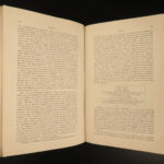 1864 Discovery Concerning GHOSTS George Cruikshank Caricature ART Spirit Rappers