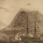 1801 1ed Naval Chronicle Royal Navy Ships Wrecks Battle Algeciras Bay Plymouth