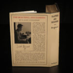 1920 1st/1st F Scott Fitzgerald Flappers and Philosophers Jazz Age America RARE