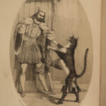 1851 Charles Perrault Fairy Tales Illustrated Cinderella Puss Boots French ART