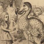 1890 Alice in Wonderland Lewis Carroll Tenniel Illustrated Fantasy Classic