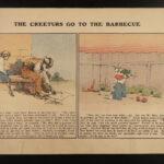 1907 1ed Uncle Remus & Brer Rabbit Joel Harris Illustrated Slavery Disney South