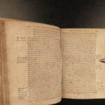 1640 Lemnius SECRETS of Nature Occult Magic Miraculis Occultis Astrology Zodiac