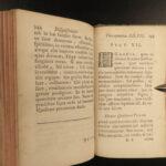 1657 1ed Swalve Therapeutics Medicine Surgery Narcotics Bezoars Pancreas Dutch
