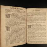 1683 BIBLE Common Prayer Church of England OXFORD Sternhold Psalms FOLIO