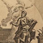 1778 BEAUTIFUL Anglican Common Prayer BIBLE Psalms Church of England OXFORD
