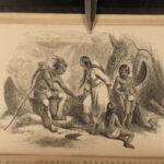 1851 1ed History of INDIANS of Connecticut Pequots Mohegans Native American Wars