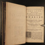1683-1702 LAWS & Acts SCOTLAND Parliament Scottish William Mary James Edinburgh